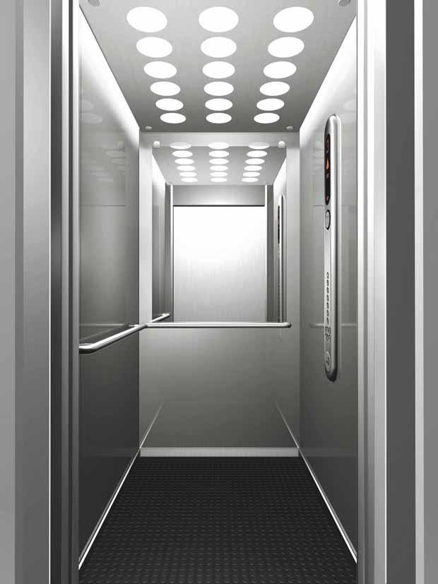 какого производства был лифт